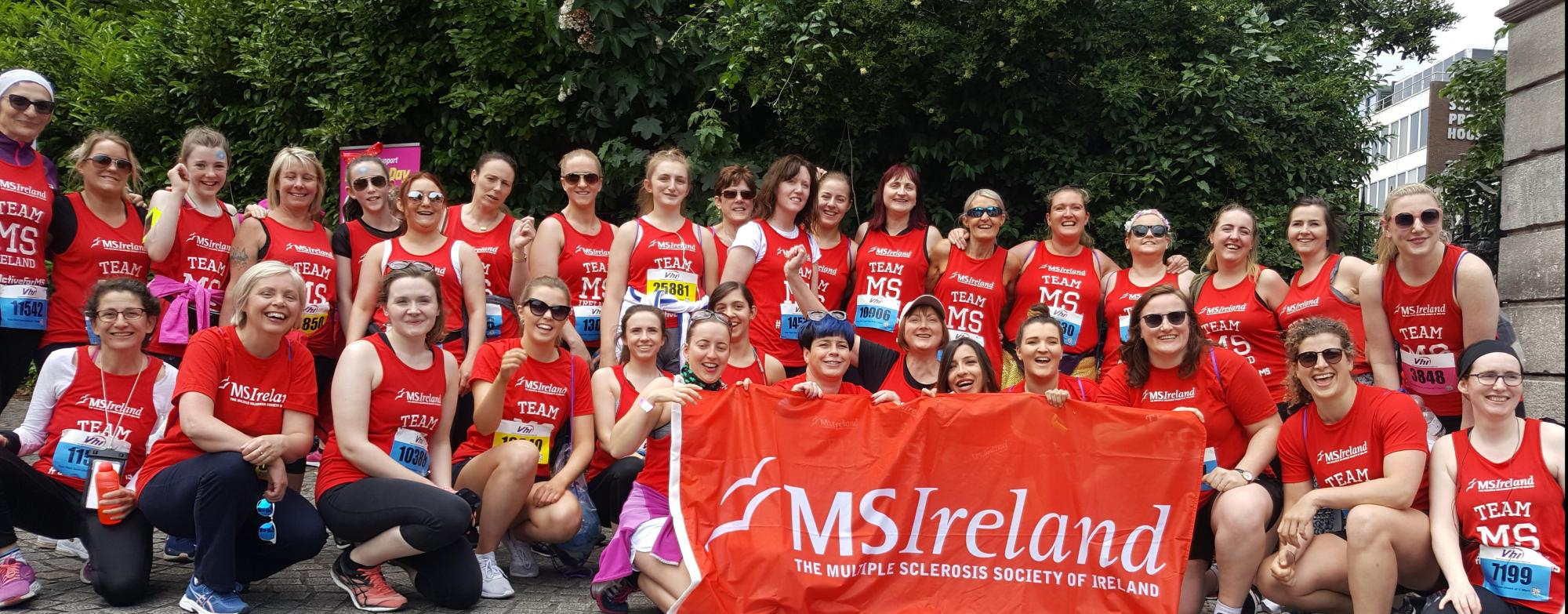 Team MS ireland 2019