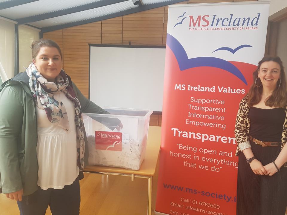 Summer Raffle 2019 Prize Draw   MS Ireland