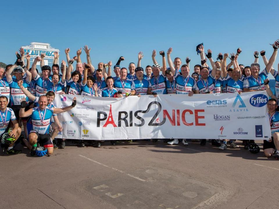 Paris2nice group shot