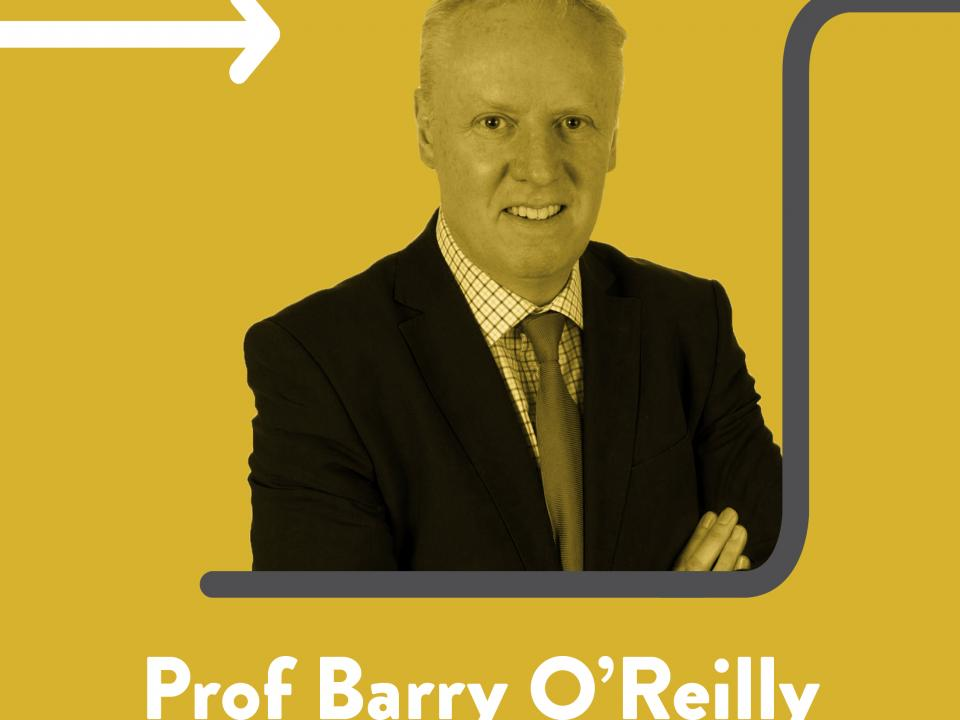 Barry O'Reilly